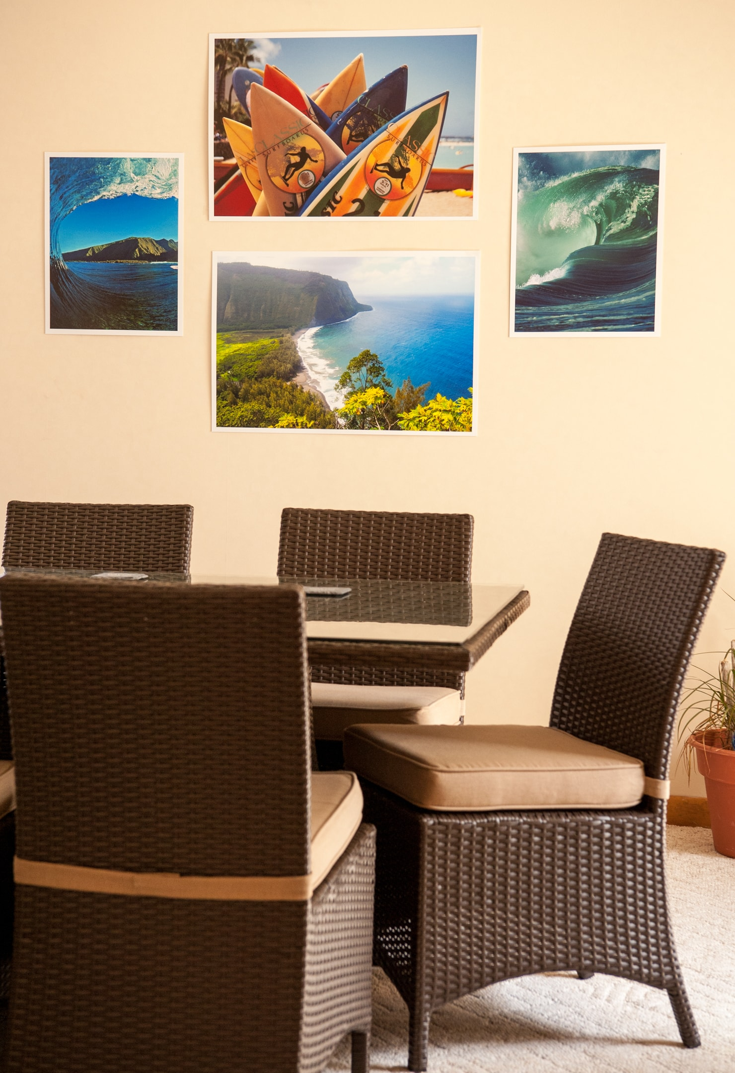 Conference Room at Kokua Technologies